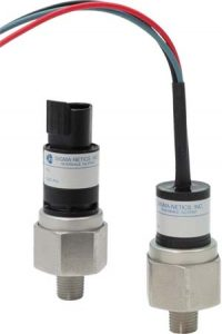 The 745 and 785 series of pressure switches from Sigma-Netics operate in temperatures from -40 to +250 Fahrenheit and are designed to thrive in tough environments