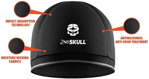nfl skull cap